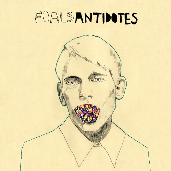 Foals : Antidotes CD (2008) USED